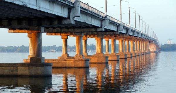 мост в днепропетровске