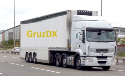 попутный грузовик