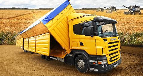 Требования к зерновозам для безопасной грузоперевозки