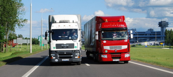 Три плюса и один минус грузоперевозки автомобильным транспортом